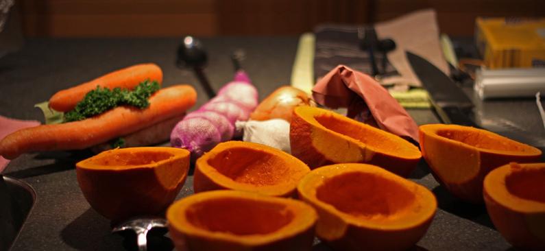 Herbst – Specals rund um den Kürbis